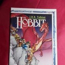 Comics: EL HOBBIT. LIBRO TRES DE TRES. NORMA EDITORIAL. Lote 189787317