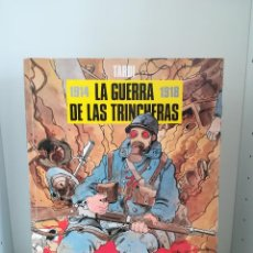 Cómics: COMIC - 1914 - 18 LA GUERRA DE LAS TRINCHERAS -TARDI COLECCION BN NORMA. Lote 189787563