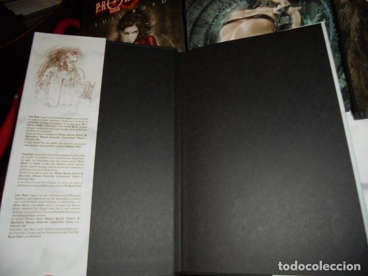 Cómics: PROHIBITED BOOK.LUIS ROYO COMPLETA EN TRES TOMOS + PROHIBITED SKETCHBOOK - Foto 5 - 189898118