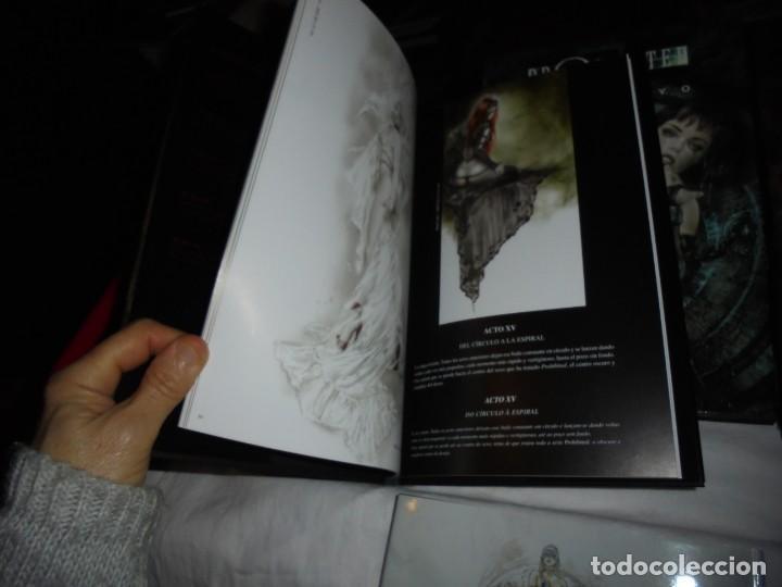 Cómics: PROHIBITED BOOK.LUIS ROYO COMPLETA EN TRES TOMOS + PROHIBITED SKETCHBOOK - Foto 8 - 189898118