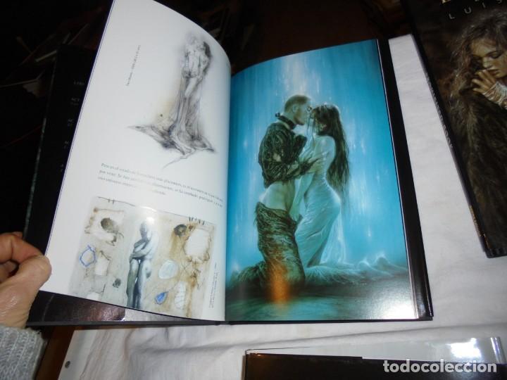 Cómics: PROHIBITED BOOK.LUIS ROYO COMPLETA EN TRES TOMOS + PROHIBITED SKETCHBOOK - Foto 10 - 189898118
