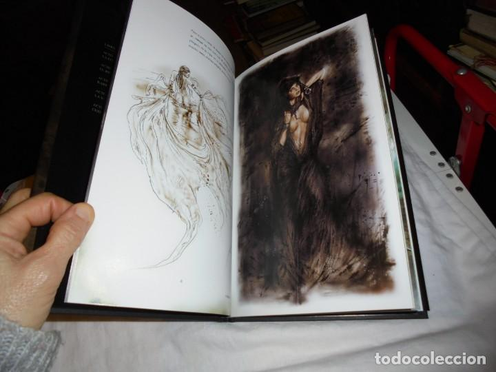 Cómics: PROHIBITED BOOK.LUIS ROYO COMPLETA EN TRES TOMOS + PROHIBITED SKETCHBOOK - Foto 12 - 189898118