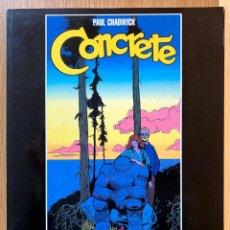 Cómics: CONCRETE - PAUL CHADWICK - COLECCION BLANCO Y NEGRO Nº 25. Lote 190025528
