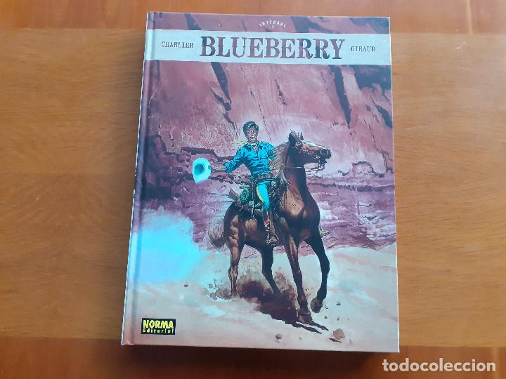 BLUEBERRY INTEGRAL Nº 1 (Tebeos y Comics - Norma - Comic Europeo)