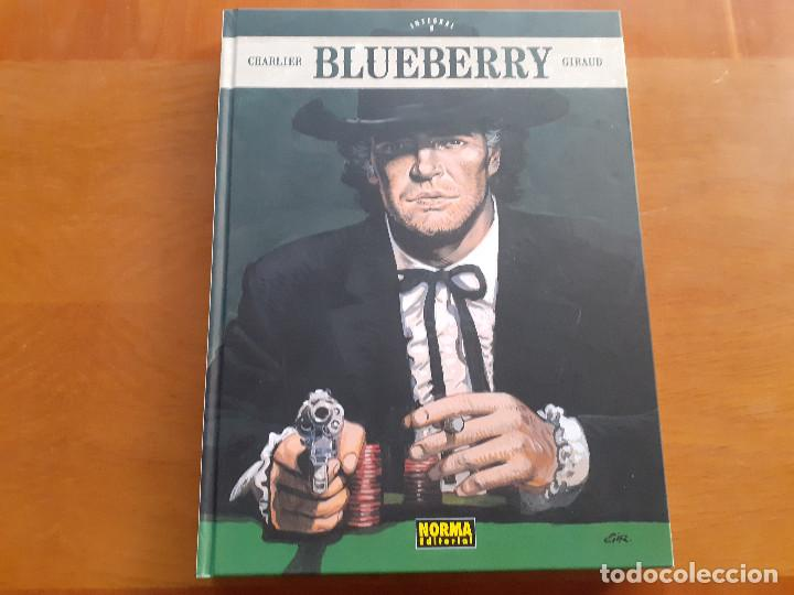 BLUEBERRY INTEGRAL Nº 8 (Tebeos y Comics - Norma - Comic Europeo)