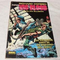 Cómics: SUPER VIC BLOOD ,RICHARD CORBEN , RETAPADO.. Lote 190298571
