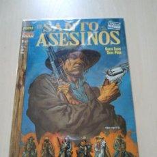 Cómics: EL SANTO DE LOS ASESINOS COMPLETA - ENNIS/PUGH. NORMA. Lote 190314771