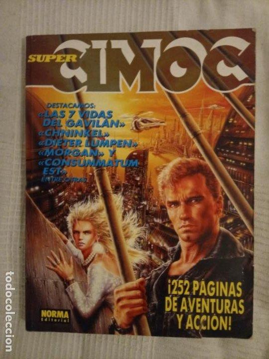 SUPER CIMOC 252 PÁGINAS (Tebeos y Comics - Norma - Cimoc)