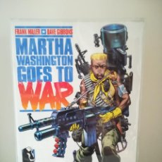 Cómics: MARTHA WASHINGTON GOES TO WAR Nº 1 FRANK MILLER Y DAVE GIBBONS. Lote 190480608