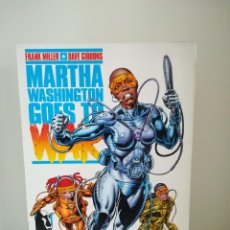 Cómics: MARTHA WASHINGTON GOES TO WAR Nº 5 FRANK MILLER Y DAVE GIBBONS. Lote 190480673