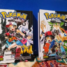 Cómics: POKEMON NEGRO Y BLANCO ( 1 Y 2 ). Lote 190485416