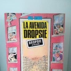Cómics: WILL EISNER, LA AVENIDA DROPSIE, DROPSIE AVENUE, COLECC. B/N, NORMA EDITORIAL. Lote 190486275