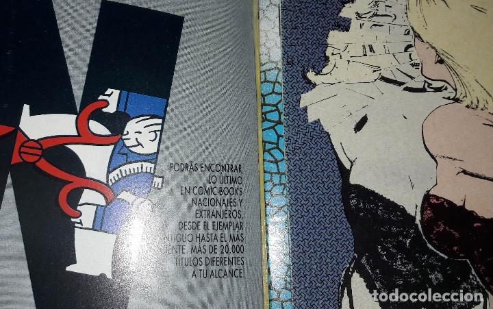 Cómics: Black Kiss Norma 1990. Completa en un tomo - Foto 3 - 175935107