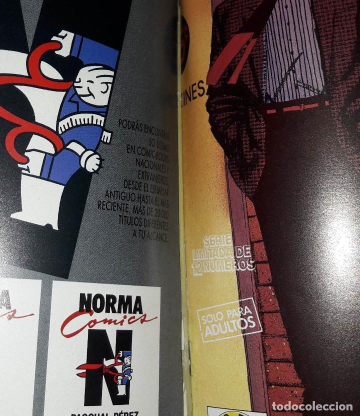 Cómics: Black Kiss Norma 1990. Completa en un tomo - Foto 4 - 175935107
