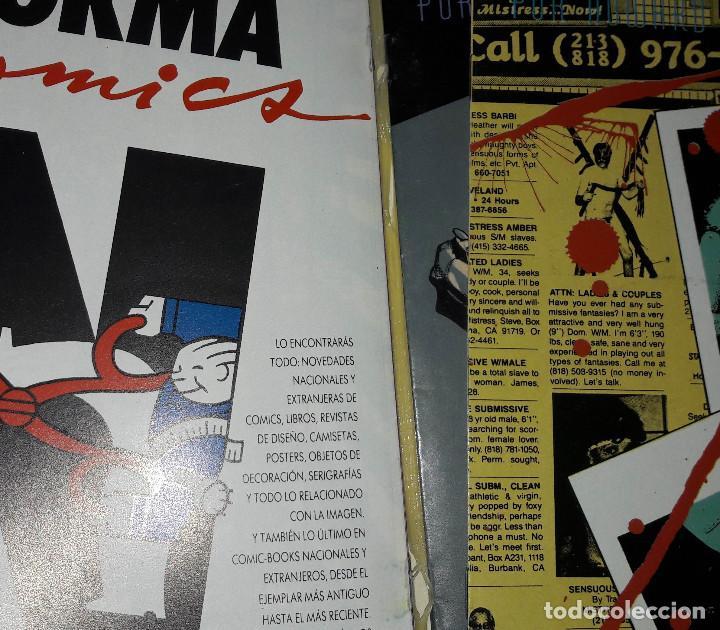 Cómics: Black Kiss Norma 1990. Completa en un tomo - Foto 5 - 175935107