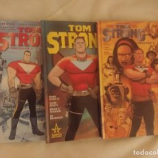 Cómics: TOM STRONG VOLUMEN 1,3 Y 5. Lote 190620543