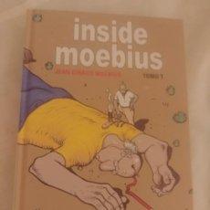 Cómics: INSIDE MOEBIUS VOLUMEN 1. Lote 190621358