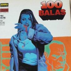 Cómics: COMIC 100 BALAS PARLEZ KUNG VOUS AZZARELLO Y EDUARDO RISSO NÚMERO ÚNICO. 183. ED. NORMA.. Lote 190626767