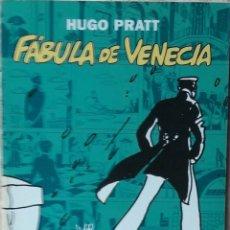 Cómics: FÁBULA DE VENECIA - CORTO MALTÉS - COLECCIÓN HUGO PRATT Nº 6 - NORMA 2004 CGRAN FORMATO . Lote 190628420