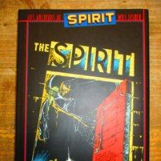 Cómics: LOS ARCHIVOS DE SPIRIT - VOLUMEN 1 - TOMO TAPA DURA - WILL EISNER - MUY BUEN ESTADO. Lote 190753145