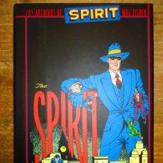Cómics: LOS ARCHIVOS DE SPIRIT - VOLUMEN 2 - TOMO TAPA DURA - WILL EISNER - MUY BUEN ESTADO. Lote 190753201