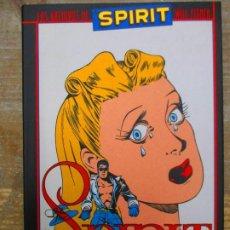 Cómics: LOS ARCHIVOS DE SPIRIT - VOLUMEN 4 - TOMO TAPA DURA - WILL EISNER - MUY BUEN ESTADO. Lote 190753288
