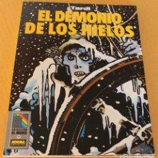 Comics: EL DEMONIO DE LOS HIELOS - TARDÍ – COLECCIÓN EL MURO Nº 17 – NORMA 1991. Lote 190798526