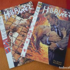 Cómics: HELLBLAZER COMIENZOS DIFICILES 1 Y 2 ¡COMPLETA! ( JENKINS PHILLIPS ) ¡MUY BUEN ESTADO! VERTIGO NORMA. Lote 190829137