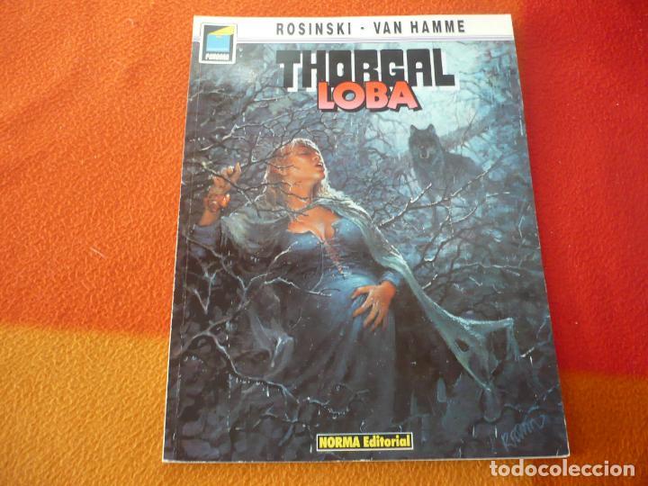 THORGAL 16 LOBA ( ROSINSKI VAN HAMME ) ¡MUY BUEN ESTADO! NORMA PANDORA 26 (Tebeos y Comics - Norma - Comic Europeo)