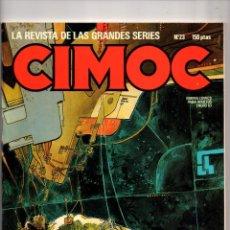 Cómics: Nº 23 CIMOC NORMA EDITORIAL (2ª EPOCA ) 1980. Lote 190905246
