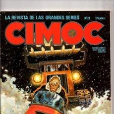 Cómics: Nº 28 CIMOC NORMA EDITORIAL (2ª EPOCA ) 1980. Lote 190905512