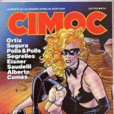 Cómics: Nº 84CIMOC NORMA EDITORIAL (2ª EPOCA ) 1980. Lote 190931715