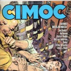 Comics: Nº 124 CIMOC NORMA EDITORIAL (2ª EPOCA ) 1980. Lote 190933781