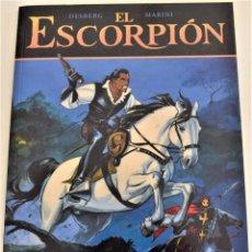 Cómics: EL ESCORPIÓN Nº 2 - EL SECRETO DEL PAPA - DESBERG Y MARINI - AÑO 2002. Lote 190975432