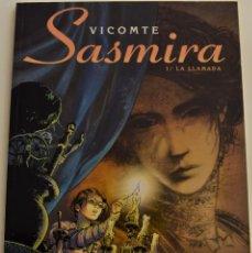 Cómics: SASMIRA Nº 152 - 1 LA LLAMADA - VICOMTE - COLECCIÓN CIMOC - NORMA EDITORIAL. Lote 191052283