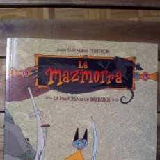 Cómics: LA MAZMORRA CREPÚSCULO LA PRINCESA DE LOS BÁRBAROS JOANN SFAR LEWIS TRONDHEIM 105. Lote 191082812