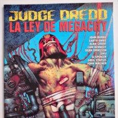 Cómics: JUDGE DREDD JUEZ 2 LA LEY DE MEGACITY COLECCIÓN CIMOC EXTRA COLOR Nº 142 NORMA EDITORIAL VV.AA. 1997. Lote 191155407