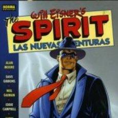 Cómics: THE SPIRIT, LAS NUEVAS AVENTURAS COMPLETA 4 TOMOS (VARIOS AUTORES) NORMA - BUEN ESTADO - OFI15T. Lote 191242871