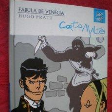 Cómics: CORTO MALTÉS, FÁBULA DE VENECIA. NUEVA COLECCIÓN HUGO PRATT 5. NORMA EDITORIAL. NUEVO.. Lote 191266737