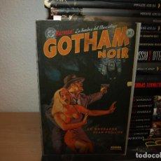 Cómics: GOTHAM NOIR - BATMAN - LA SOMBRA DEL MURCIELAGO - 10 - FORMATO CARTONE - NORMA - NUEVO. Lote 191347751