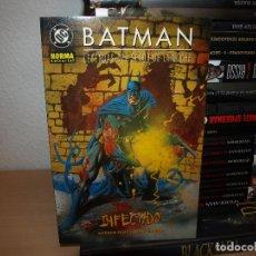 Cómics: BATMAN - INFESTADO - FORMATO CARTONE - NORMA - NUEVO. Lote 191351056