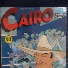 Cómics: CAIRO 23. Lote 191580443