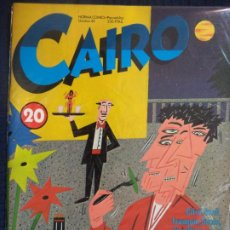 Cómics: CAIRO 20. Lote 191580641
