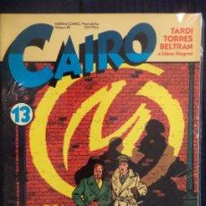 Cómics: CAIRO 13. Lote 191580843