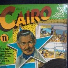 Cómics: CAIRO 11. Lote 191581016