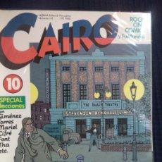 Cómics: CAIRO 10. Lote 191581065