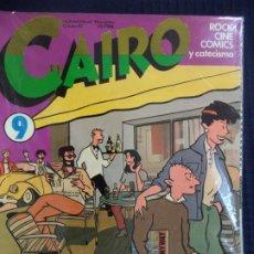 Cómics: CAIRO 9. Lote 191581167
