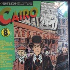 Cómics: CAIRO 8. Lote 191581337