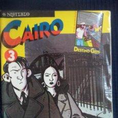 Cómics: CAIRO 3. Lote 191581542