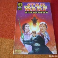 Cómics: STAR WARS EL FIN DEL IMPERIO ( VEITCH BAIKIE ) ¡BUEN ESTADO! NORMA. Lote 191668677